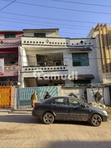 9.33 Marla House Furnished House For Rent (ground Floor)