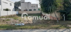 1 Kanal Residential Near Plot No 323 Block Q Good Location With Owner Meeting