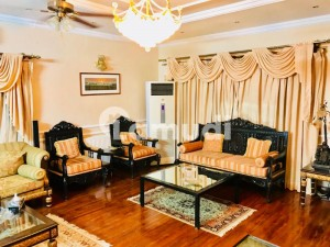 F-73 Most Beautiful Peace Full Location House For Sale Front Open Park Facing