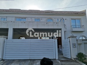 1 Kanal Double Storey House Is Available For Rent In Beautiful Wapda Town