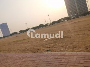 Corner Plus Park Facing Plot With All Dues Paid