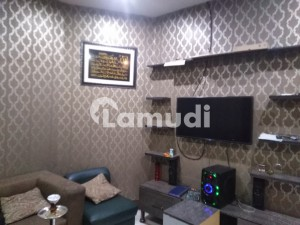 650 Square Feet Flat In Johar Town For Rent