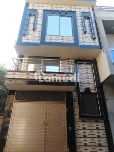 Ideal House Is Available For Sale In Jhang Road