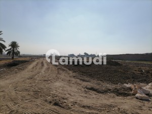 A Good Option For Sale Is The Residential Plot Available In Location In Rohri