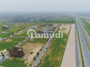1 Kanal Most Beautiful Prime Location Plot With Possession For Sale In Khayaban E Amin Block L