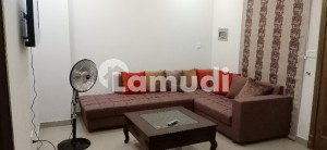 1050 Sq Ft Brand New 2 Bedroom Furnished Apartment For Rent In Zaraj Housing Society Islamabad.
