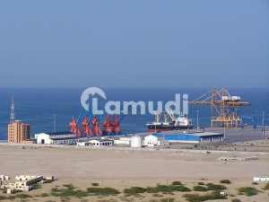 6 Marla Residential Plot In Dubai City Gwadar