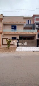 7 Marla Brand New House For Seal Wapda Town Phase 1