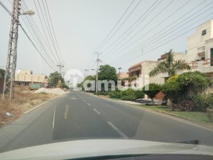 Ideal semi commercial 60 Feet Road Location Near Park Mosque Market And Main Road Plot For Sale