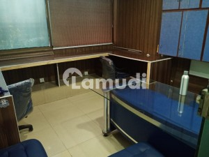 Pccr Marketing Offers Blue Area 240 Square Feet Office For Sale Good For Investors