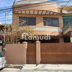 A Good Option For Sale Is The House Available In Lalazar In Rawalpindi