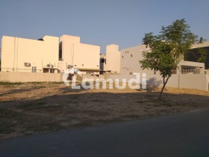 Supper Deal 24 Marla Plot Is Available For Sale In Dha Phase 1