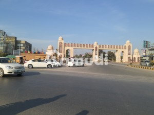 5 Marla Plots For Sale In Dream Gardens Wazirabad