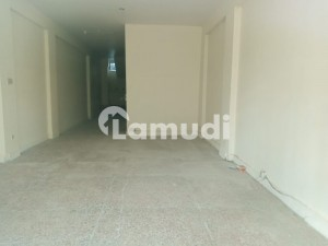 In Blue Area Shop Sized 528 Square Feet For Rent