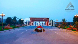 10 Marla 463 Plot For Sale In Hussain Block Bahria Town