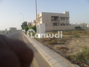 Most wanted location 500 yards residential plot for sell at main khy Bahria west open