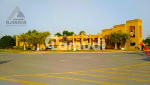 5 Marla Plot Ideal Location For Sale