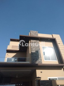 5 Marla F Block Double Storey New Construction House For Sale On Very Ideal Location With Salient Features