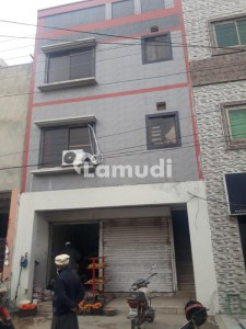2 Marla Commercial Building For Sale In Ferozpure Road Lahore