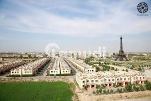 10 Marla prime location plot for sale in Iqbal block bahria town lahore