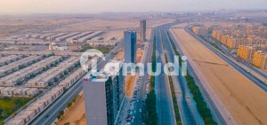 Bahria Town Karachi Precinct 18 Corner Plot 1516 Sq Yard On 120 Wide Avenue 02 Available For Sale