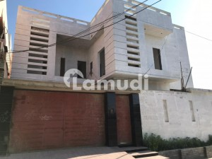 400 Yard Double Storey Bungalow For Sale In Revenue Society Hyderabad