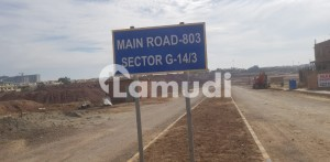 Ideally Located Plot For Sale In Sector G142 Islamabad