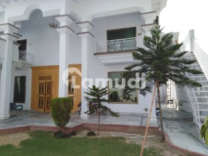 18.5 Marla House Is Available For Sale