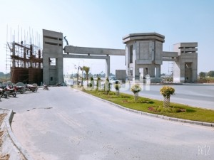 Good Location Corner Plot of 1 Kanal is for Sale in Sector A DHA Bahawalpur