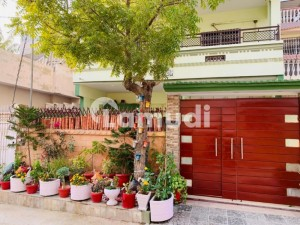 House Is Available In Haroon Bungalows Phase-i