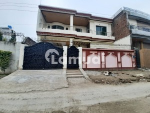 10 Marla House For Rent In Jalil Town