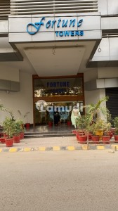 Office Available For Rent Fortune Tower Main Shahrah E Faisal
