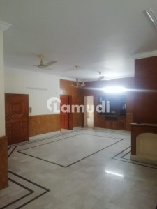 Marble Flooring lndependent House  Is Available For Rent At Ideal Location