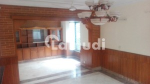 Marble Flooring Full House  Is Available For Rent At Ideal Location