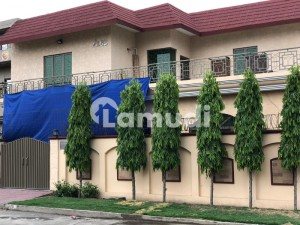 1 Kanal Commercial Double Storey with 50 feet road with all facilities