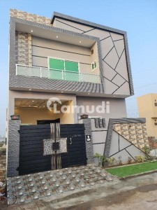 5 Marla Brand New Built Double Unit House In DC Colony Sawan Block