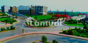 Excellent Gulberg Greens Block C 5 Kanal Developed And Possession Plot For Sale