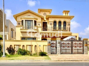 3600  Square Feet House Is Available For Rent In D.H.A