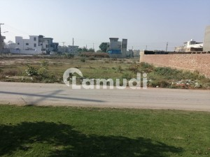 10 Marla Plot On Main 50 Feet Road No Pole And Wire Near Indus Hospital Available For Sale