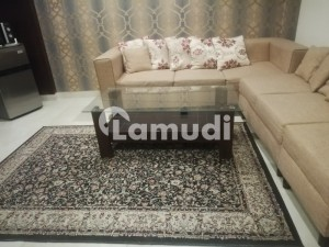 One Bed Full Furnished House Available For Rent In Sector C Bahria Town Lahore