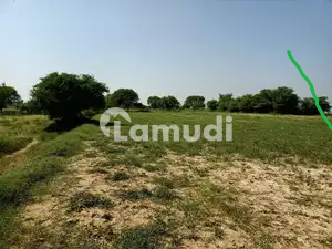 32 Acre Agricultural Land With Chicoo Farm And Crush Plant Near Hub Bypass