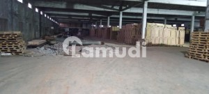 Warehouse For Sale On Main Gt Road Gujranwala