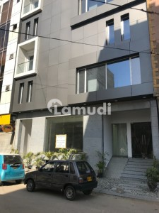 200 Yards Building for Rent in Bukhari Commercial
