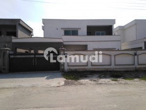 A Palatial Residence For Rent In Gulberg PAF Falcon Complex
