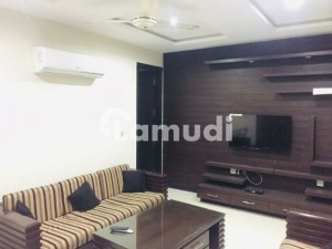 Double Bed Furnished Flats For Rent In Citi Housing Gujranwala