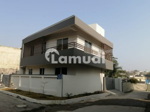 Brand New Corner 8 Marla 5 Bed Beautiful House For Sale