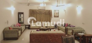 Fully Furnished 666 Yards Ground Portion For Rent In Phase 6