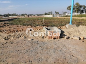 Canal Road Residential Plot Sized 1575  Square Feet