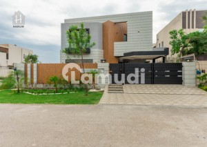 1 Kanal Beautiful House Located At Peak Site In Dha Phase 2
