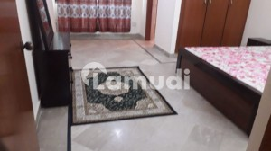 3 Bedroom Furnish Apartment Available For Rent In F-11 Markaz